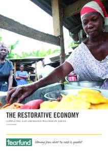 Tearfund Restorative Economy
